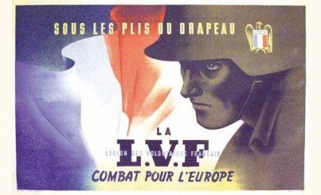 1er décembre 1941: 1er combat de LVF