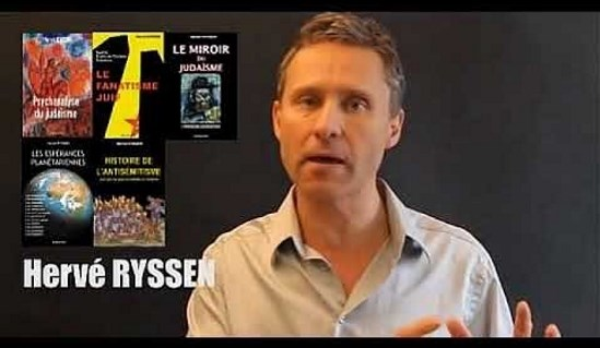 Hervé Ryssen -La ligne rouge (de Eric Zemmour à Robert Faurisson) (vidéo)