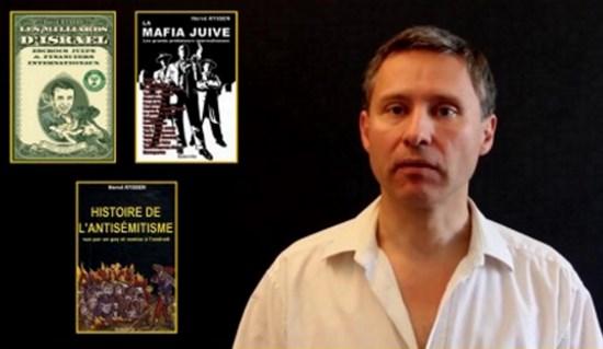 Hervé Ryssen – Eric Zemmour, les juifs et les arabes (vidéo)