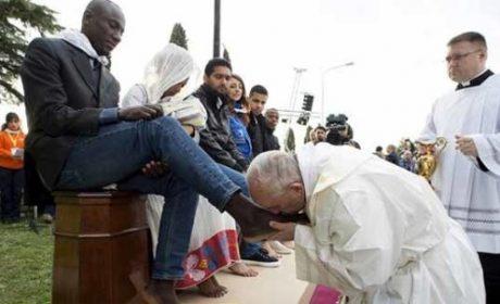 L'Église catholique face à l'invasion : « Tu aimeras tes prochains… »