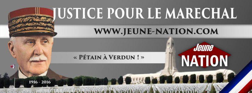 Hommage au maréchal Philippe Pétain (vidéo)