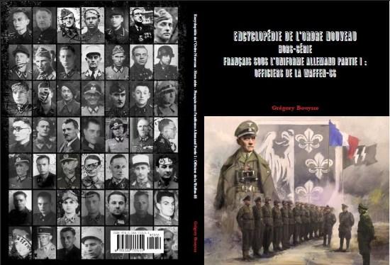 Nouveauté: Encyclopédie de l'Ordre Nouveau – Hors-série – Français sous l'uniforme Allemand – Grégory Bouysse