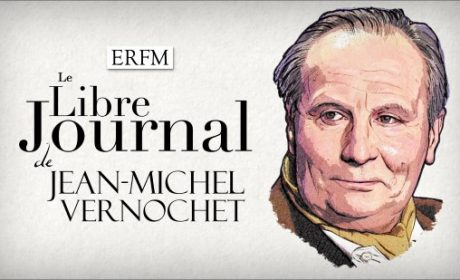 Le Libre Journal de Jean-Michel Vernochet n°15 – Youssef Hindi (audio)