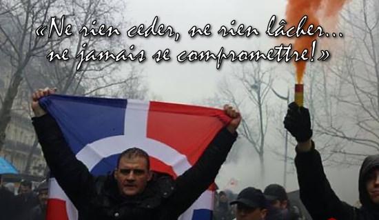 Yvan Benedetti: «Il devient urgent de sonner l'heure de la révolte»