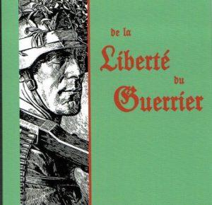 Nouveauté : De la Liberté du Guerrier - Kurt Eggers