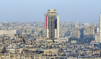 Séjour en Syrie fin octobre 2018 – Pieter Kerstens
