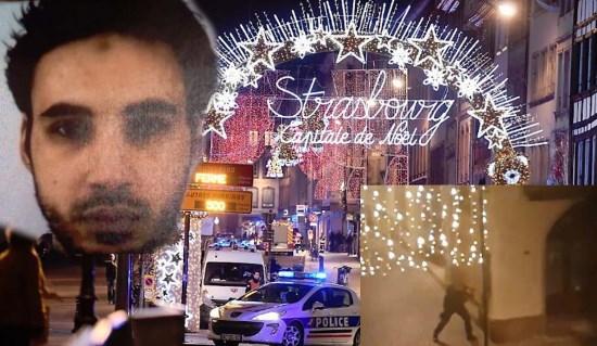 Pendant que l'envahisseur terroriste tue à Strasbourg, la justice bredouille contre les organisateurs de l'invasion migratoire
