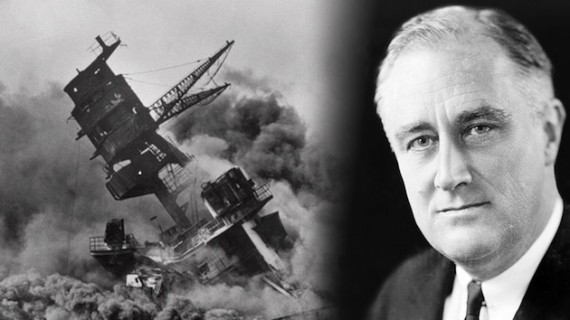 Roosevelt : le Discours de la «Carte Secrète»