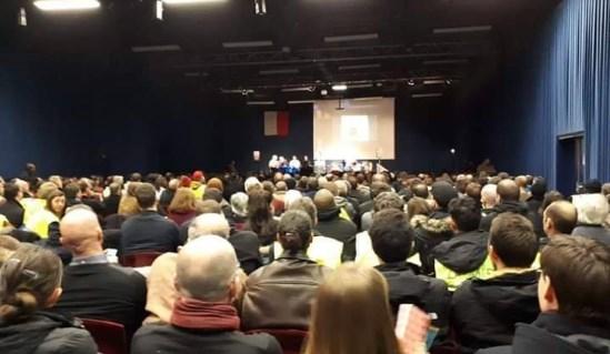 Gilets Jaunes : La Révolution qui vient ! Vidéo de la réunion du 19 janvier (partie 2)