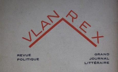 4 février 1933: parution du 1er numéro de «Vlan», journal du rexisme