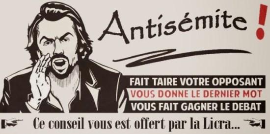 Les canulars de l'antisémitisme