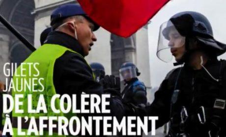 Hervé Ryssen – Gilets jaunes, la récupération du mouvement par les milices d'ultra-gauche (vidéo)